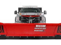 Wester WideOut XL Snow Plow Photo