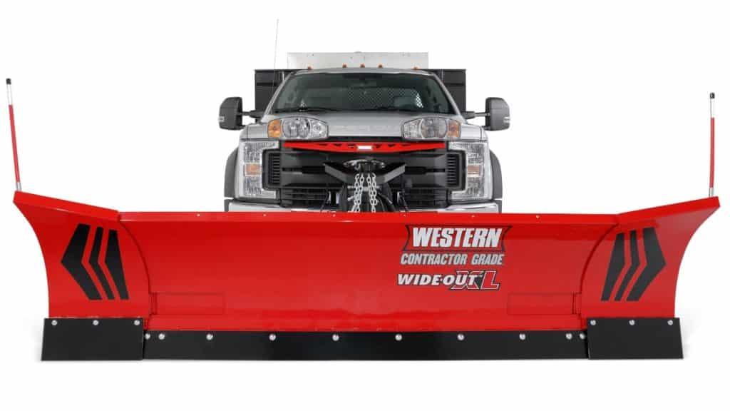 Western Wide Out XL Snow Plow
