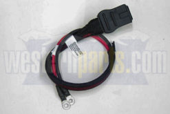21294 plow side battery cable straight blade
