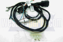 28053 plow side wiring adapter kit 3 plug straight blade plows with square lights