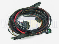 28055 vehicle side wiring kit for 3-plug western straight blade plow