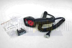 western 6-pin handheld controller for straight blade snow plow