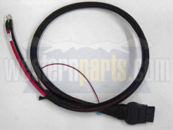 66623 battery cable truck side western mvp