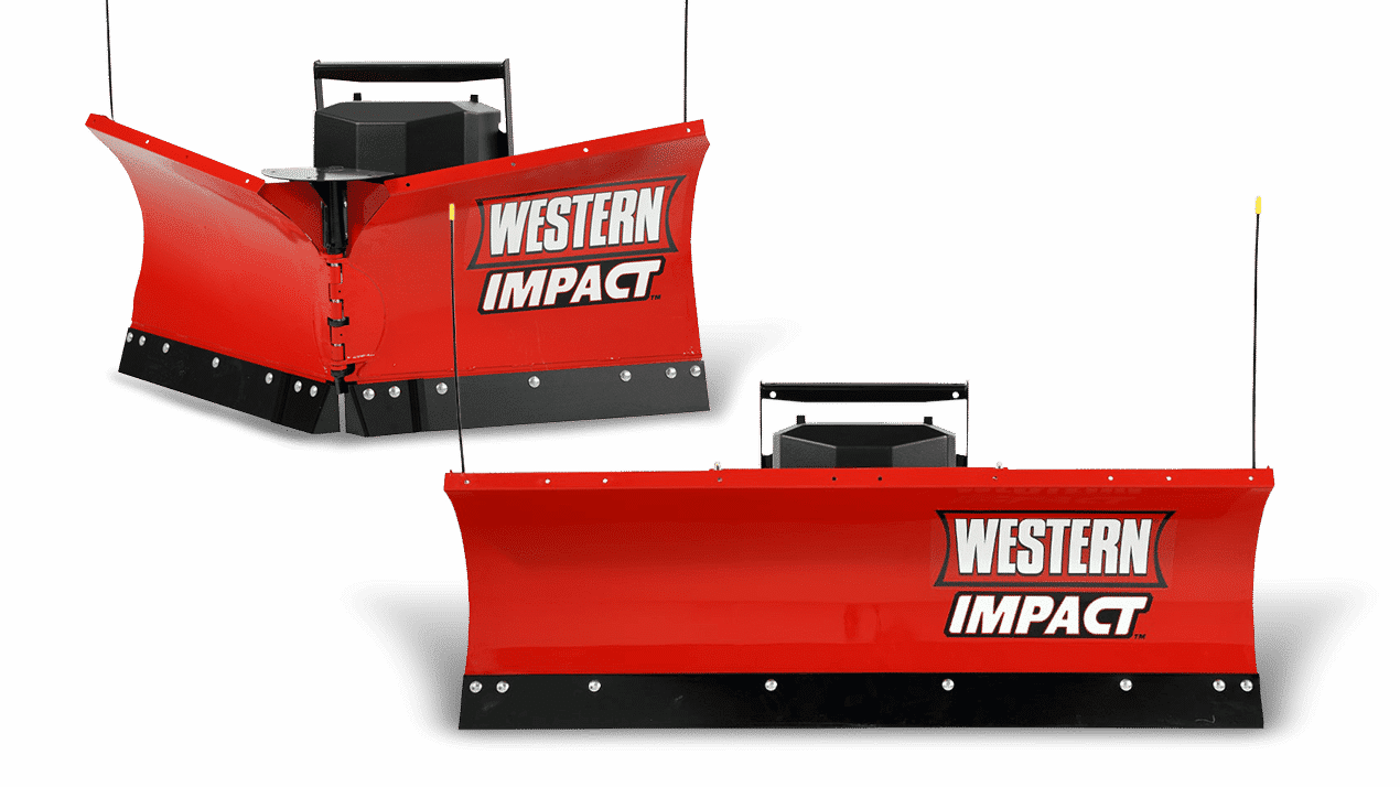 Western Impact Snow Plows