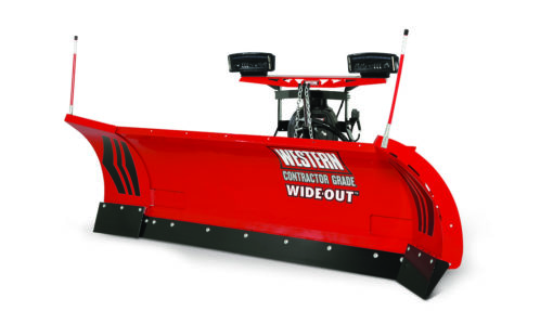 Western Wide Out Snow Plow Blade