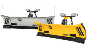 Fisher XLS Adjustable Wing Snow Plow Blade